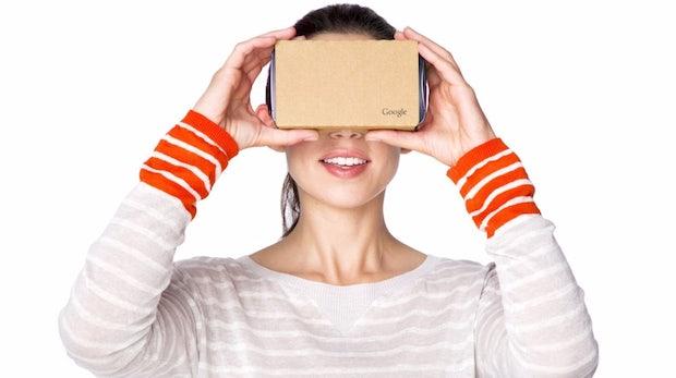 Virtual-Reality-Brillen von Google: Konzern arbeitet an neuen Produkten