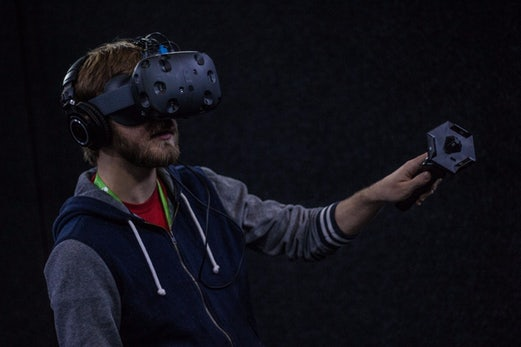 Vive Pre: HTCs Virtual-Reality-Brille der nächsten Generation