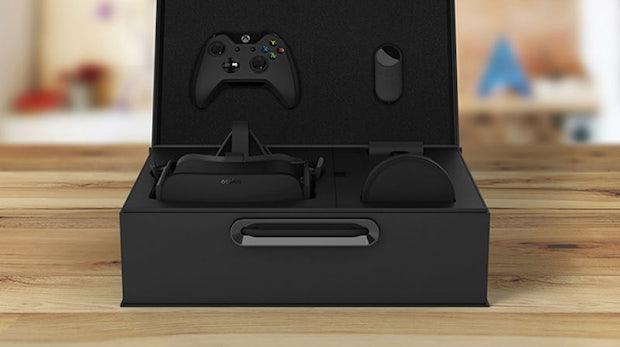"""""""Obszön billig"""": VR-Brille Oculus Rift kann jetzt für 699 Euro vorbestellt werden"""