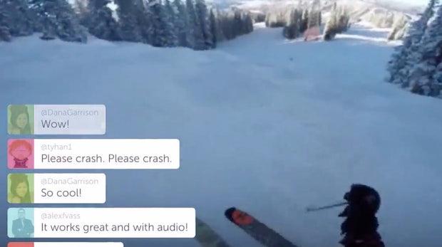 Action-Livestreaming: Periscope integriert jetzt auch GoPro-Kameras