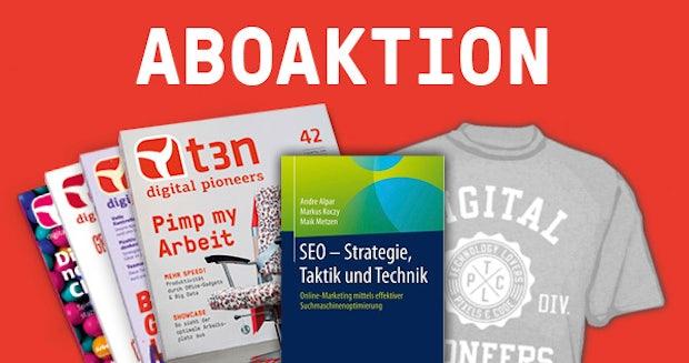 Für SEO-Profis und alle, die es werden wollen: 540-Seiten-Wälzer im Abo-Bundle!