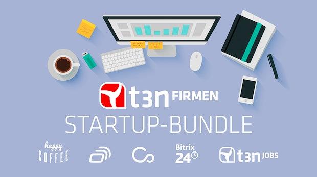 Das t3n-Startup-Bundle: Gewinne Preise im Wert von über 8.000 Euro