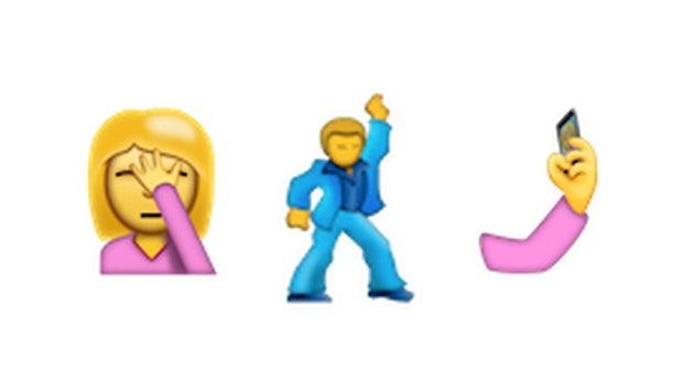 """Vom Selfie zum """"Facepalm"""": Unicode 9.0 bringt neue Emojis in unser Leben"""