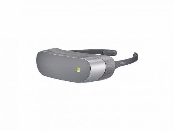 Zum LG-G5-Zubehör gehört auch eine VR-Brille. (Foto: LG)