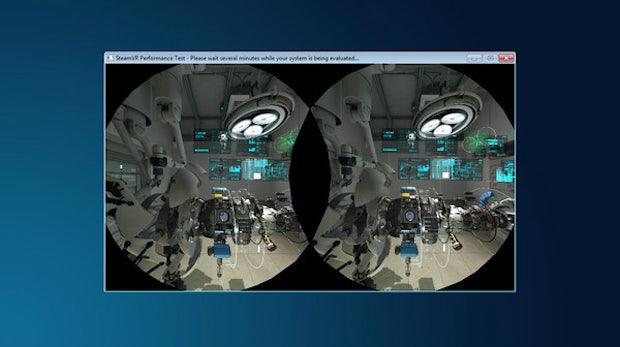 Schafft dein Rechner den Sprung in die virtuelle Realität? Mach den VR-Test