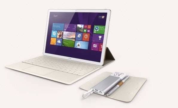 Huawei MateBook (Bild: Huawei)