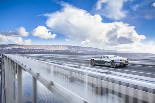 Sorry, Tesla: Der schnellste Elektro-Flitzer kommt aus Kroatien