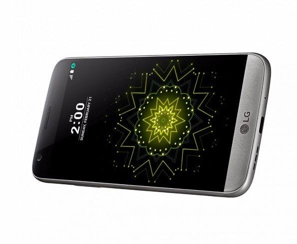 LG G5 (Foto: LG)