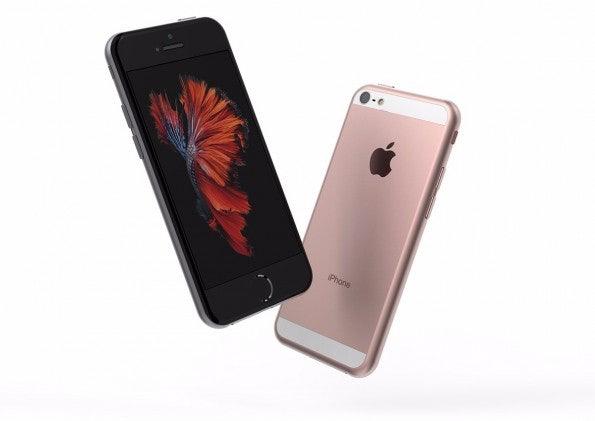 "iPhone-SE-Konzept. (Bild: <a href=""https://www.behance.net/gallery/34333759/Apple-iPhone-5se"">Tomas Moyano; Behance</a>)"