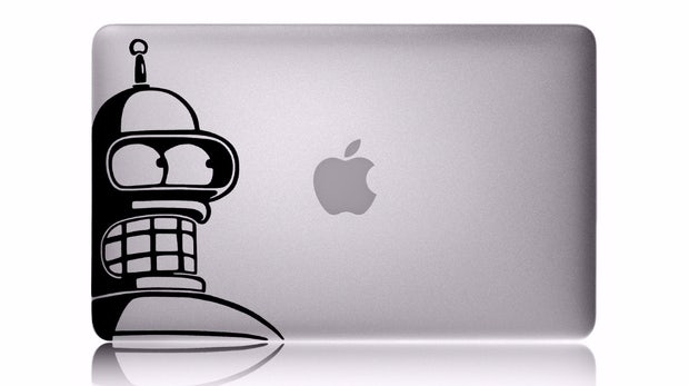 MacBook-Sticker: 35 Design-Aufkleber für euren Apple-Laptop