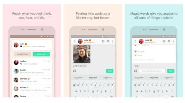 Ein Monat nach dem Hype: Social Network Peach launcht seine Android-App