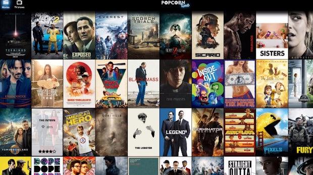 Popcorn Time ist zurück: Entwickler launchen Open-Source-Version für das Web