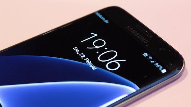 Samsung Galaxy S7 und S7 edge: Erste Eindrücke von den High-End-Boliden
