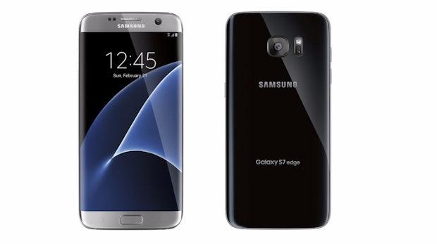 Samsung Galaxy S7 edge. (Bild: Samsung)
