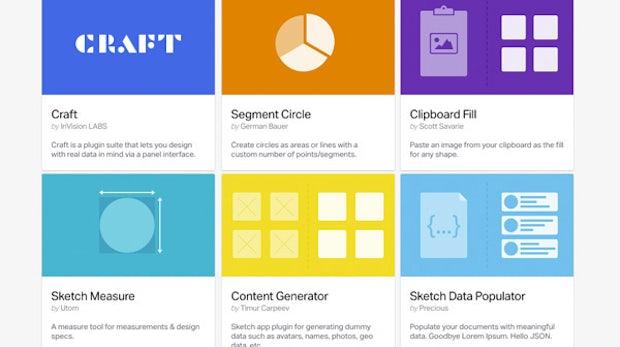 100+ Sketch-Plugins, die den Arbeitsalltag von Designern erleichtern