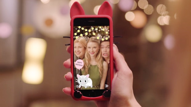 Geofilter für alle: Snapchat führt kostenpflichtige Hashtag-Alternative ein