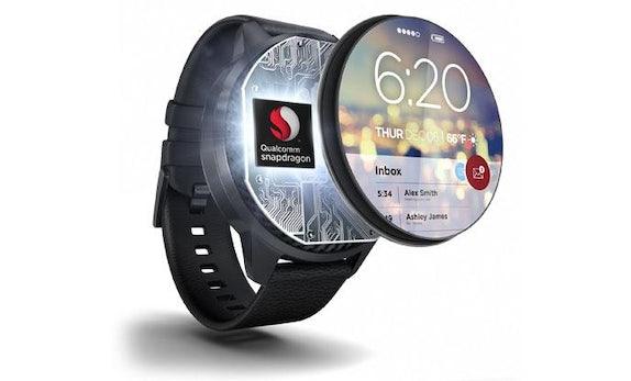 Schlankere Smartwatches in Sicht: Qualcomms neue Prozessoren sind speziell für Wearables gebaut