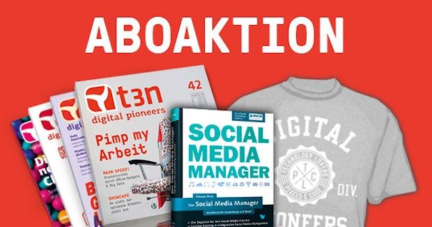 """Gleich zugreifen: """"Der Social Media Manager"""" von Rheinwerk"""