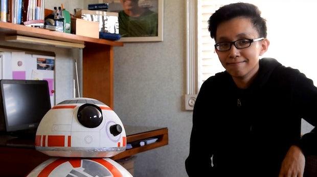 BB-8: 17-Jähriger baut Star-Wars-Roboter nach