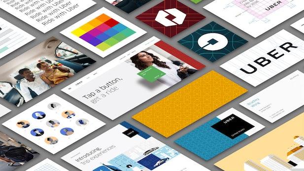 Global statt Luxus: Uber unterzieht sich Rebranding mit neuem Logo
