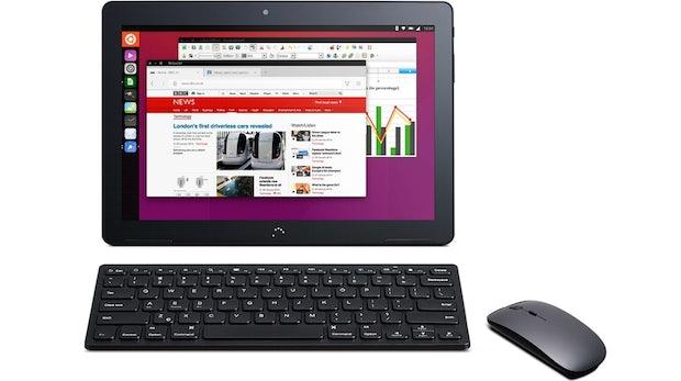 BQ Aquaris M10 Ubuntu Edition: Linux-Tablet mit Desktop- und Touch-Funktion angekündigt