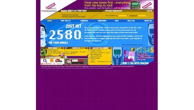Shazam – 2002.