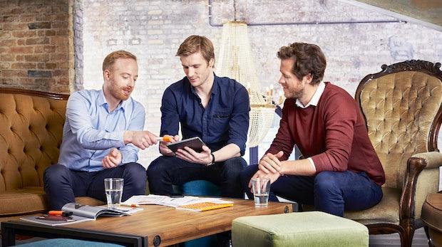 Zalando-Gründer peilen drei Milliarden Euro Umsatz an