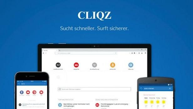 Neuer Browser aus Deutschland: Cliqz soll das Internet revolutionieren