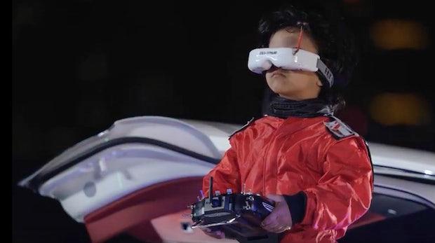 Drohnen-Formel-1 startet in Dubai: 32 Piloten kämpfen um 1 Million Dollar