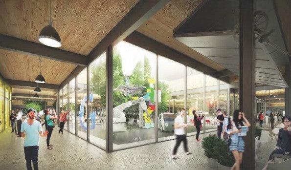 Google Campus. (Bild: Google)