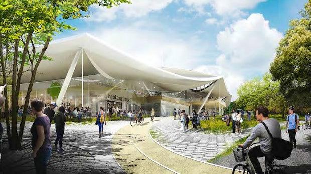 Google Campus: So schick soll das neue Headquarter aussehen