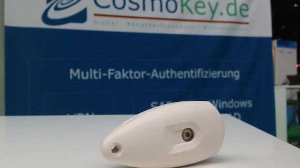 Passwörter waren gestern: Wie CosmoKey die Zukunft des Logins erfindet