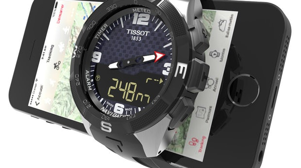 """""""Wir haben die Nachfrage total unterschätzt"""": Schweizer Uhrenhersteller springen auf Smartwatch-Zug auf"""