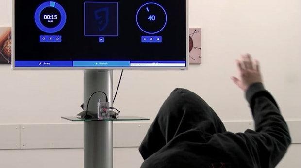 Gestensteuerung für deinen Raspberry Pi: Diese Software macht's möglich