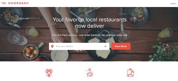 DoorDash vermeldet Millionenfinanzierung – erreicht aber nicht das eigentliche Ziel
