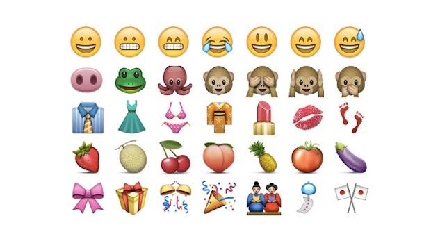 Finde heraus, welches Emoji du am häufigsten in Social Media nutzt