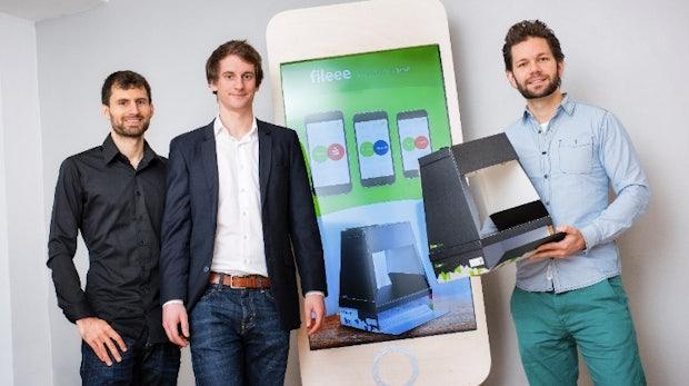 Alle Dokumente in einer App: Wie das Startup Fileee den Aktenordner auf das Smartphone holen will