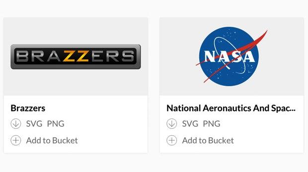 Instant-Logo-Search verschafft dir Zugang zu den bekanntesten Firmen-Logos der Welt
