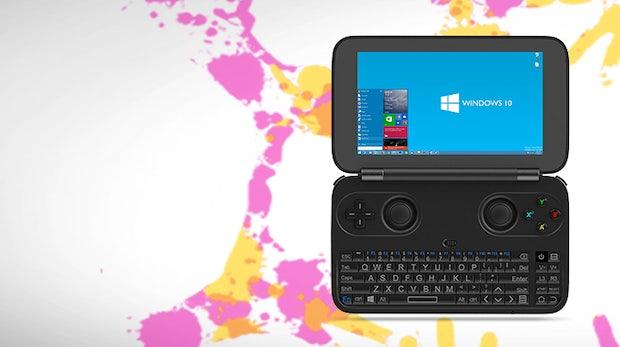 Winziges Windows-Notebook: Dieser Laptop passt in jede Tasche
