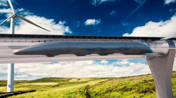 Hyperloop könnte bald durch Europa fetzen
