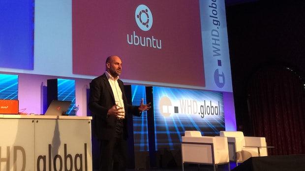 Der Speed-Junkie: Wie Mark Shuttleworth mit Ubuntu den Cloud-Markt umkrempeln will [WHD.global]