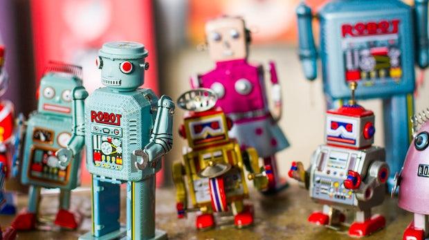 Invasion der Roboter: Künstliche Intelligenz ist bald so normal wie Strom