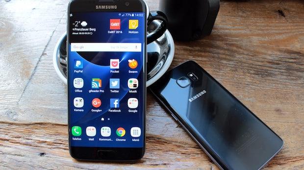 20 Tipps und Tricks für das Samsung Galaxy S7 (edge)