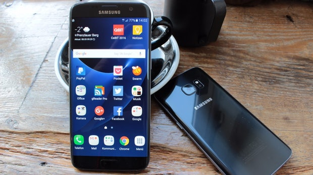 Samsung Galaxy S7 und S7 edge im Test: So geht Evolution