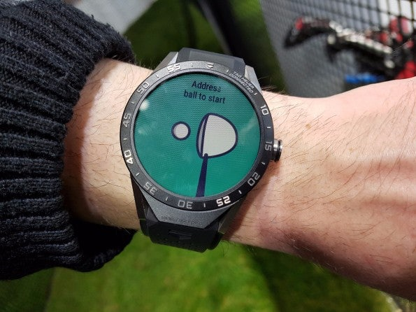 TAG Heuer Connected. (Foto: t3n)