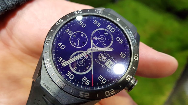 TAG Heuer Connected: Noble Smartwatch angelegt