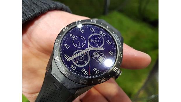 Smartwatch aus der Schweiz: TAG Heuer Connected erfreut sich großer Nachfrage. (Foto: t3n)