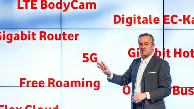 5G mit 15 Gigabit pro Sekunde: Vodafone zeigt ultraschnelles Mobilfunknetz auf der CeBit 2016