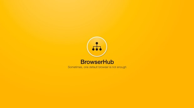 BrowserHub: Mit diesem Mac-Tool habt ihr immer den richtigen Browser zur Hand