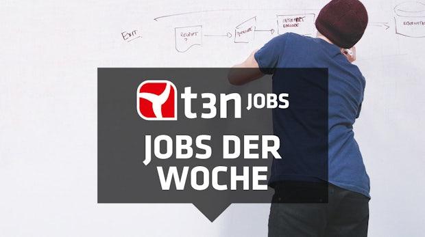 Jobs für Designer und Entwickler: 16 freie Stellen warten auf euch
